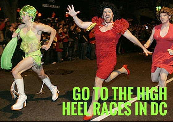 HIGH HEEL RACES