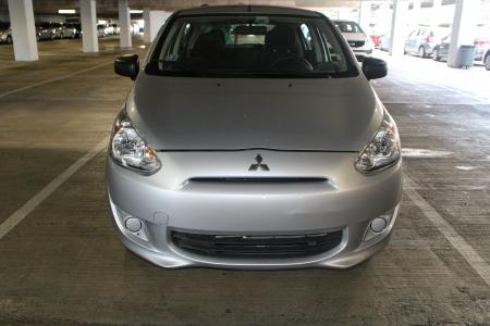 Rental Car - Front