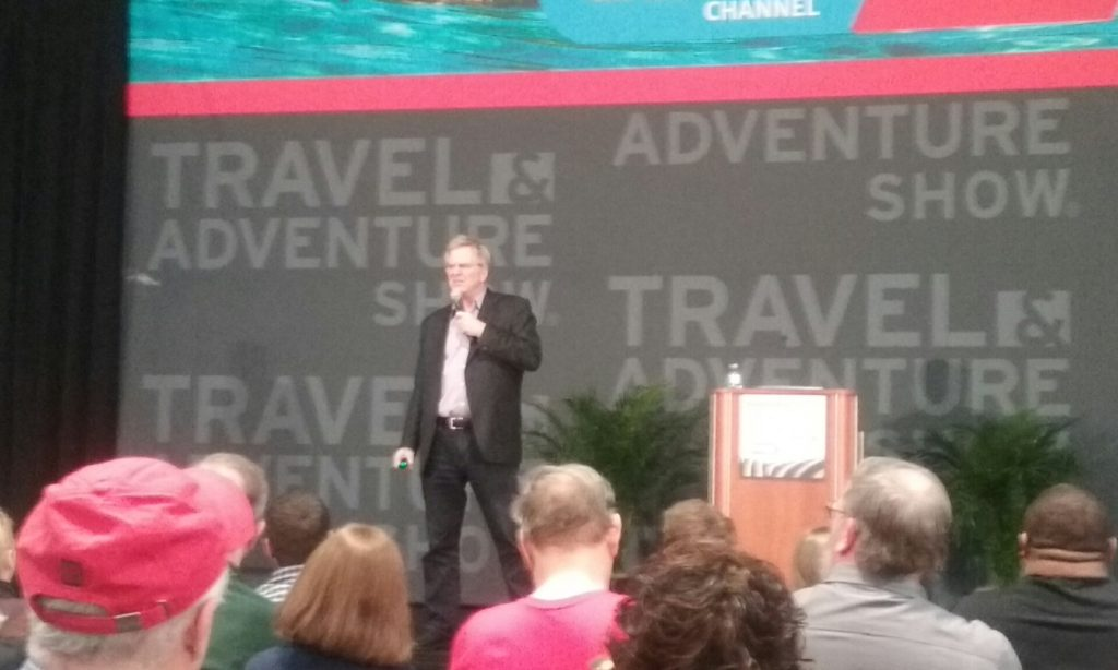 Rick Steves, travel expert