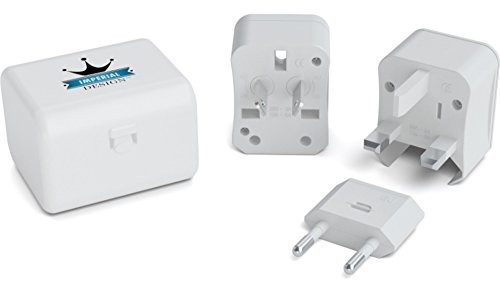Imperial Design Travel Adaptor Kit