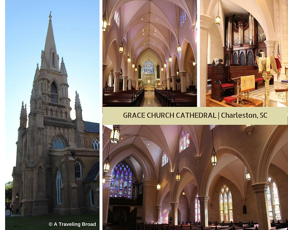 Grace Church Cathedral, Charleston, SC