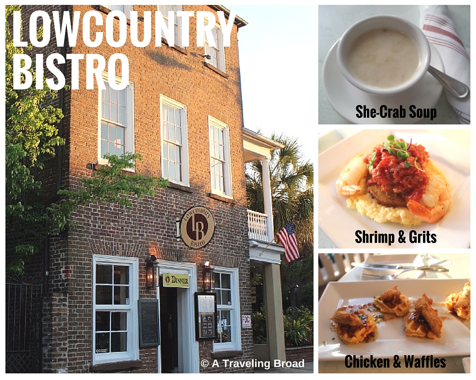 Lowcountry Bistro, Charleston, SC