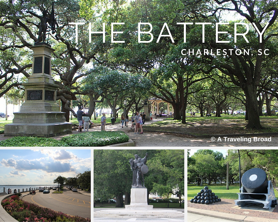 The Battery, Charleston, SC