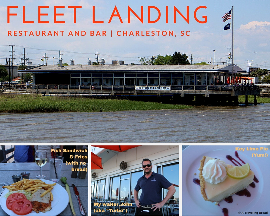 Fleet Landing Restaurant and Bar