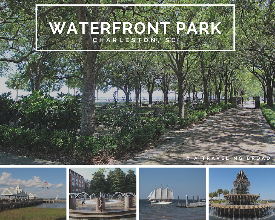Waterfront Park, Charleston, SC