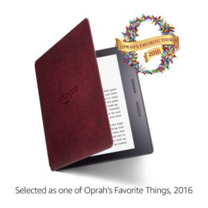 gift ideas day 3 - Amazon Kindle Oasis