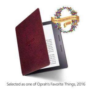 gift ideas day 3 - Amazon Kindle Oasis