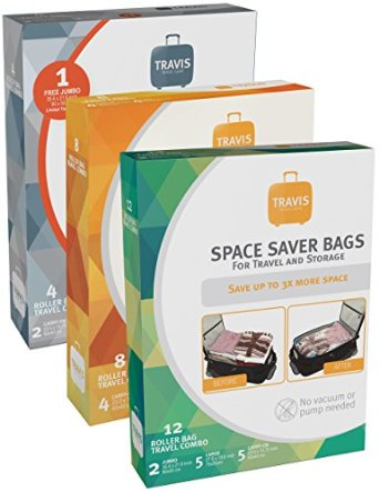 gift ideas day 11 - Travis Space Saver Bags
