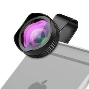 Wide Angle Cell Phone Clip On