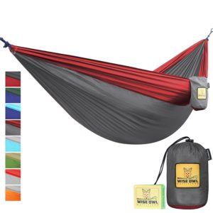 gift ideas day 10 - Ultimate Single & Double Camping Hammock
