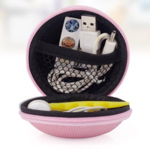 gift ideas day 12 - Earphone Storage Bag