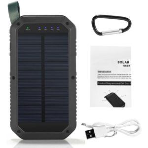 gift ideas day 12 - Solar Charger