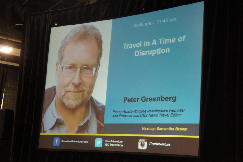 Travel in a Time of Disruption