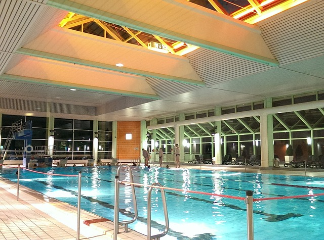 STAY FIT BY USING THE HOTEL POOL