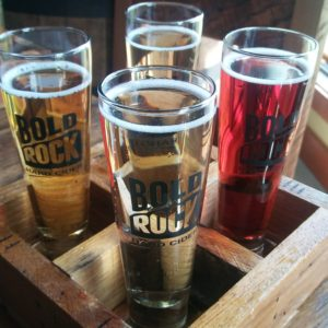 Bold Rock Cider Tasting Flight