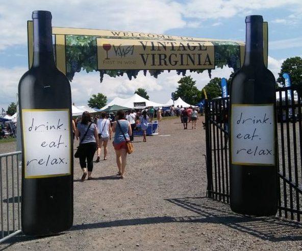 Virginia Wine Festival 2017