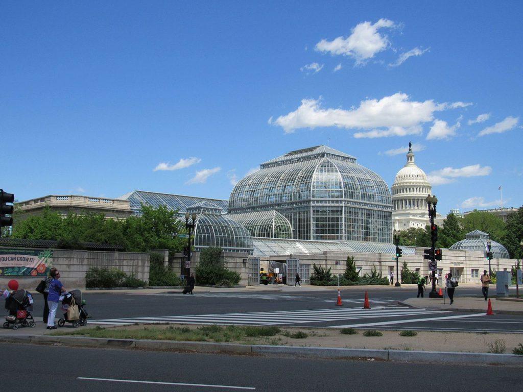 The U.S. Botanic Garden