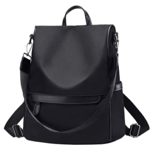 Women's Anti-Theft Daypack/Purse