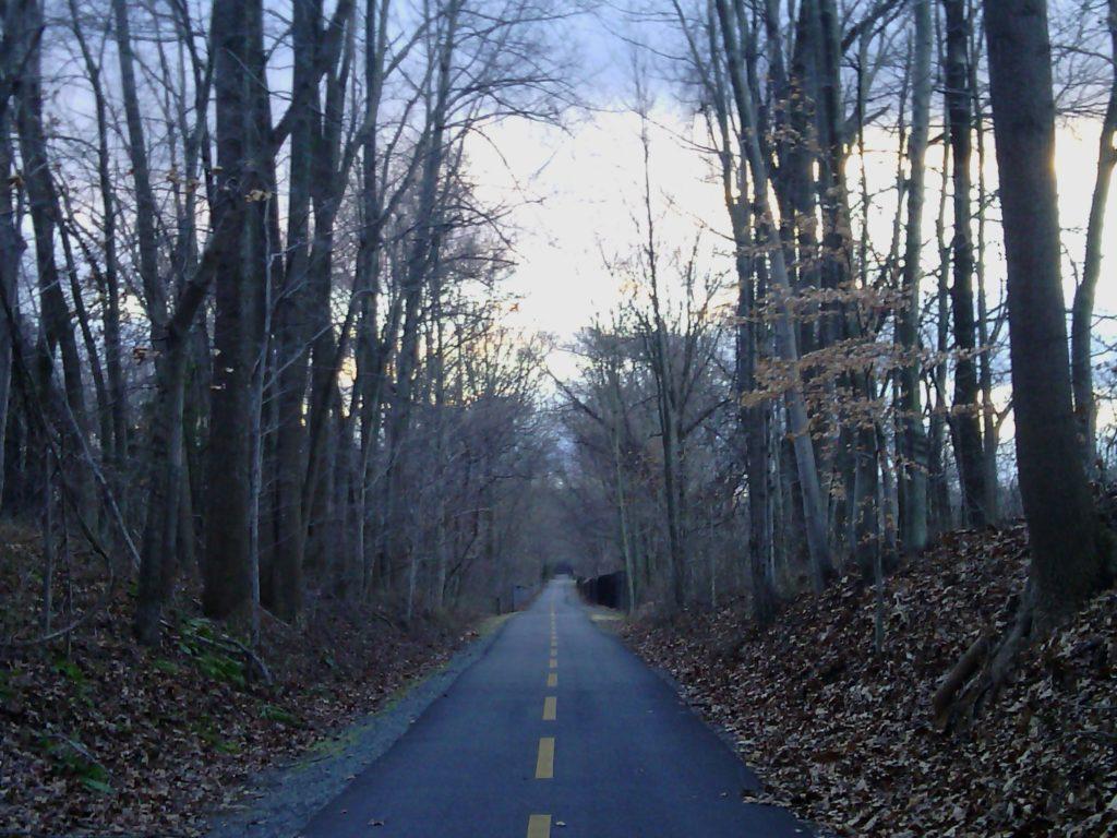 W&OD Path