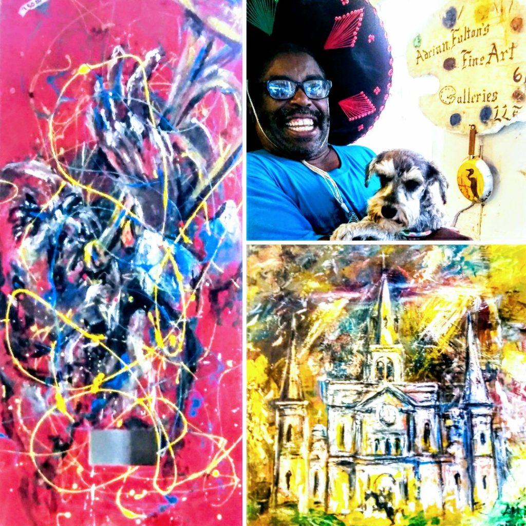 Adrian Fulton Fine Art Gallery, New Orleans
