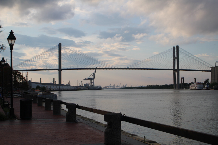Savannah Harbor