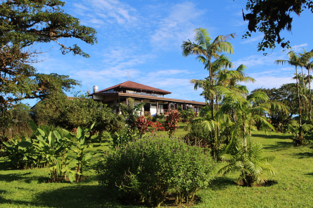 The Villa Blanca Eco Resort & Spa in Costa Rica