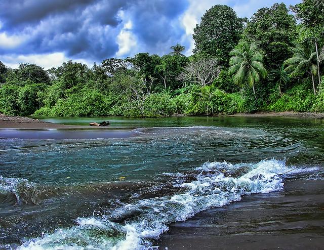 Rio Aguajitas