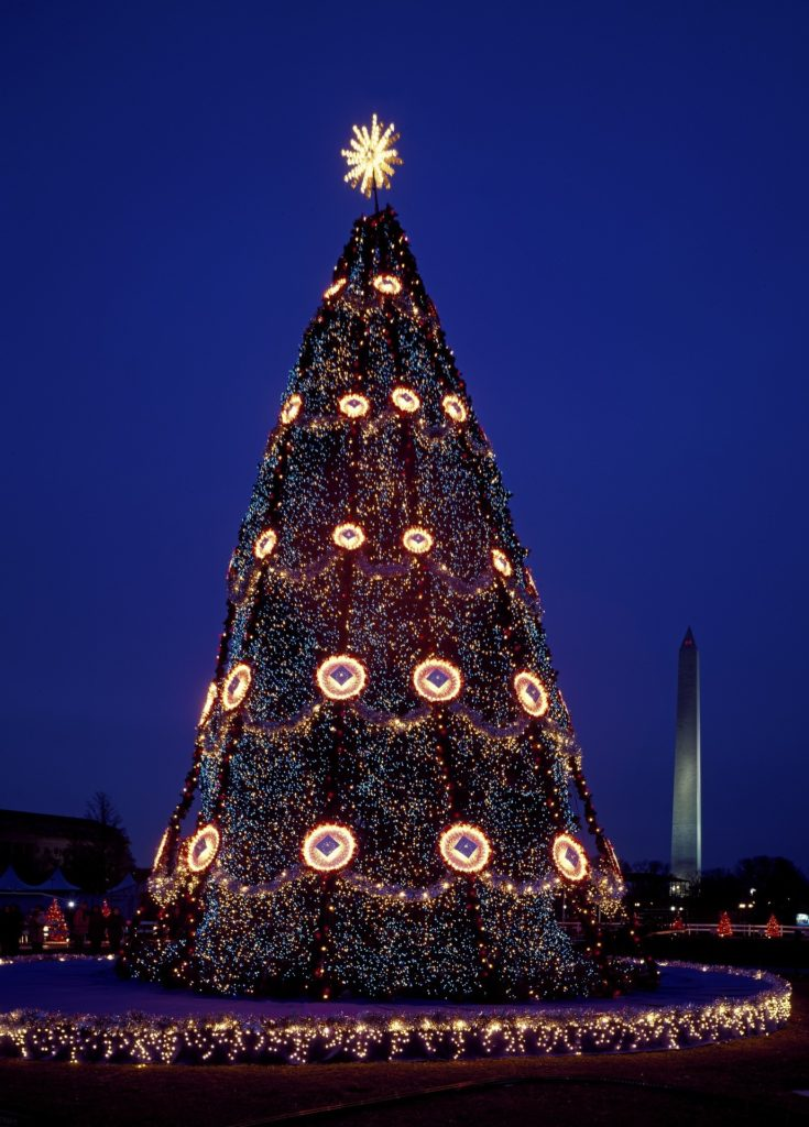 over the years the annual celebration expended and evolved according to nationaltreeorg the national christmas tree official website