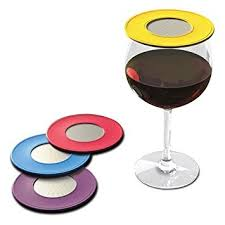 Coverware Drink Tops Outdoor Ventilated Wine Glass/Drink Cover