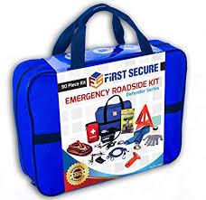 First Secure Emergency Roadside Kit