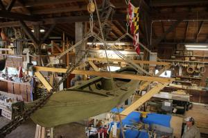 Inside the Boat Yard