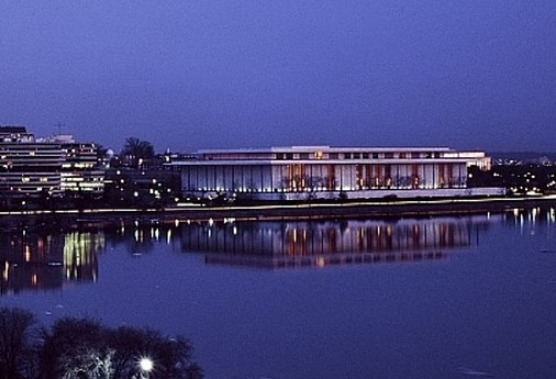 Kennedy Center for the Arts, DC