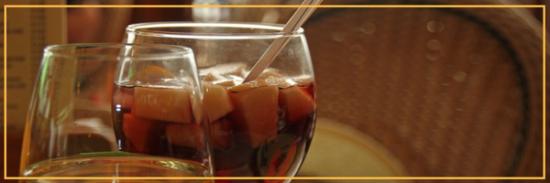 Red & White Sangria recipes